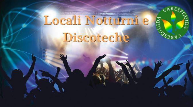 Discoteche e Locali notturni